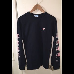 CHAMPION HERITAGE LONG SLEEVE SHIRT (BRAND NEW)